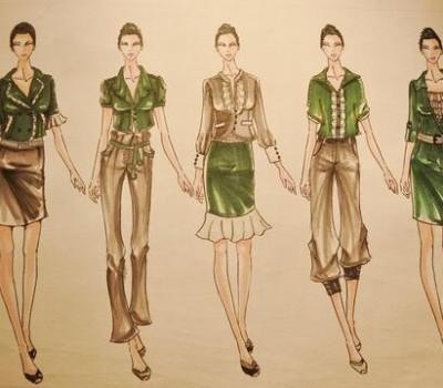 如何成为一名服装设计师